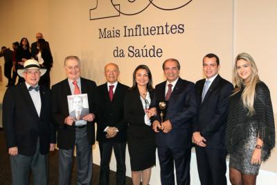 Presidente do GACC-BA foi eleito entre os 100 Mais Influentes na Saúde, na categoria Filantropia