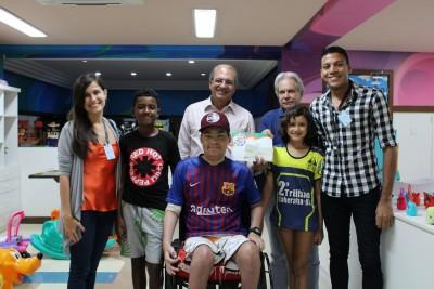 Carnaval Solidário: Central do Carnaval doa ao GACC-BA
