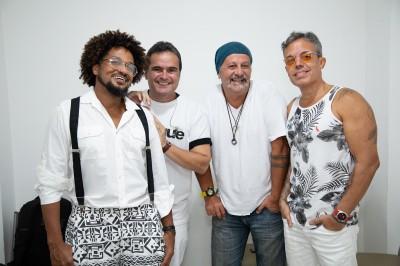 MUDEIdeNOME, Ju Moraes e Mudernin se apresentam na 1ª Feijoada do Amor