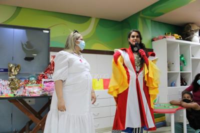 Salão Miss Nail e Gilmelandia celebram o Mês das Crianças com o GACC-BA
