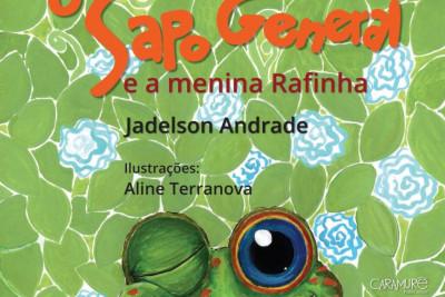 Dr. Jadelson Andrade lança obra infantil com renda para o GACC-BA