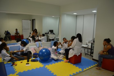 Serviço de Fisioterapia inicia atendimento