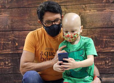 Adelmário Coelho realiza ação solidária para crianças com câncer do GACC-BA