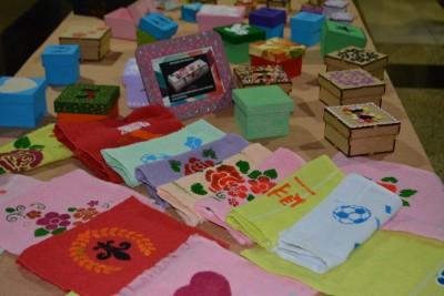 GACC-BA promove exposição de artes dos pacientes