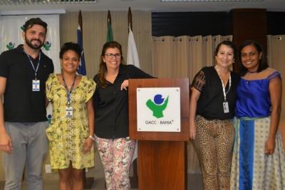 Previdência Social da Bahia promove treinamento no auditório do GACC-BA